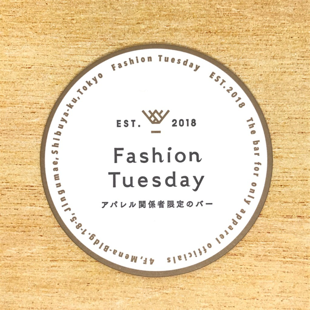 Fashion Tuesday様コースター 1