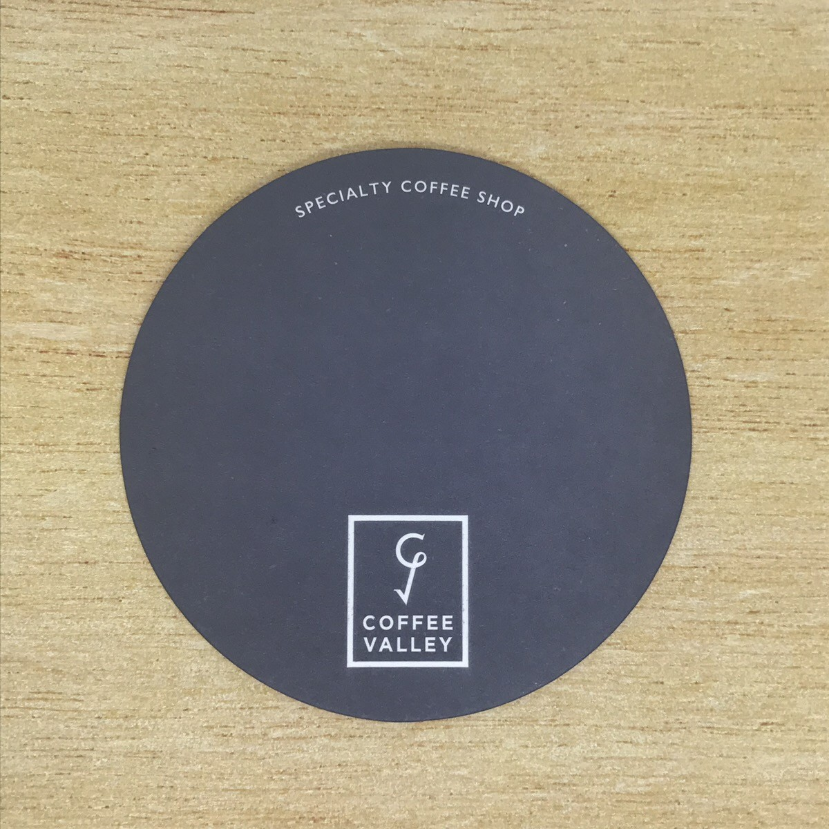 COFFEE VALLEY様コースター